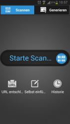 Сканер QR-кодов и штрихкодов 2.1