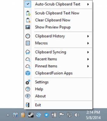 ClipboardFusion 5.4