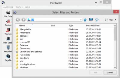 Hardwipe 5.2.1