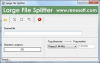 Скачать Large File Splitter