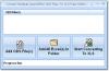 Скачать Convert Multiple OpenOffice ODS Files To XLS