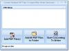 Скачать Convert Multiple PDF Files To OpenOffice Writer Documents