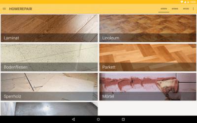 HomeRepair — ремонт квартиры 3.1