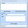 Скачать JPG Edit EXIF Data In Multiple Files