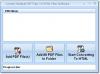 Скачать Convert Multiple PDF Files To HTML Files