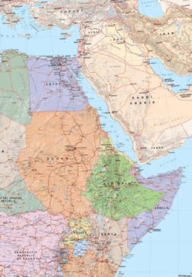 A+ Africa Map 1.0