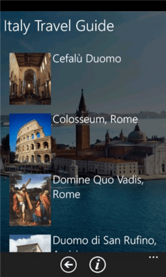 Italy Travel Guide 1.0.0.0
