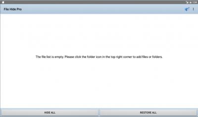 File Hide Pro 3.0.0