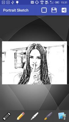 Portrait Sketch 4.4