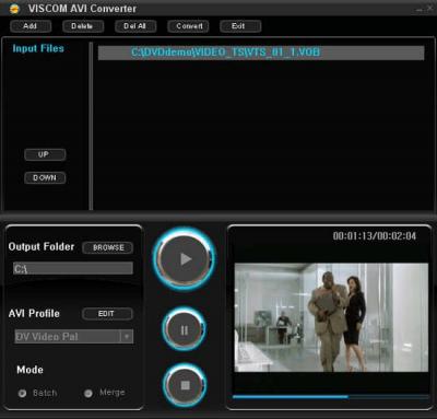 Video AVI Converter 1.0