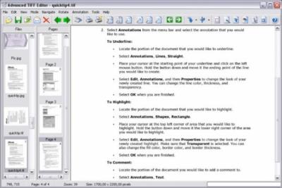 Advanced TIFF Editor 3.17.8.2