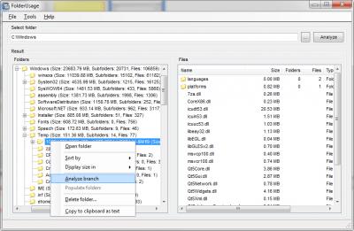 FolderUsage 1.3.0.0