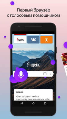 Яндекс.Браузер — с Алисой 18.9.1.2199