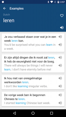 Dutch English Dictionary 7.5.0