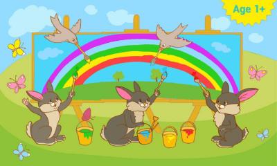 Учим цвета -обучалка для детей 1.0.6