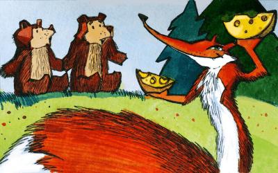 Аудио сказки и книжки с картинками для детей 2.2.4