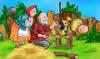 Скачать Аудио сказки и книжки с картинками для детей