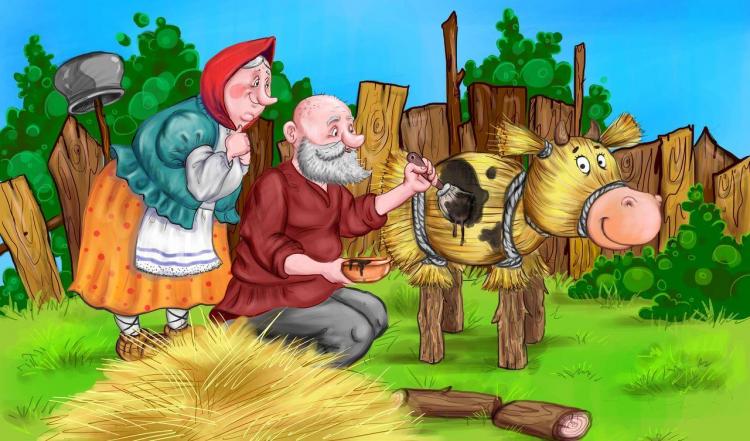 Картинки с русскими народными сказками для детей