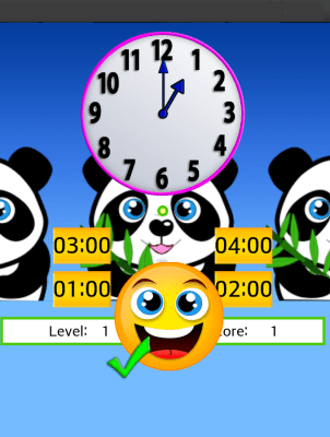 Clock Games for Kids 14.0