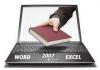 Скачать Электр. книга Word, Excel 2007