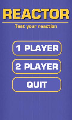 Reactor: игра на реакцию 1.0.1
