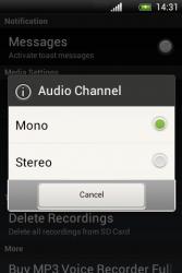MP3 диктофон 1.7