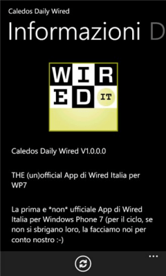 Daily Wired Italia 1.6.0.0