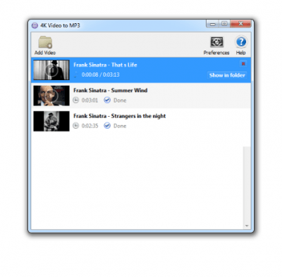 4K Video to MP3 2.4.1.873