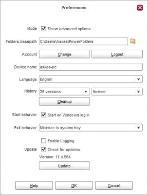 PowerFolder 11.6.708