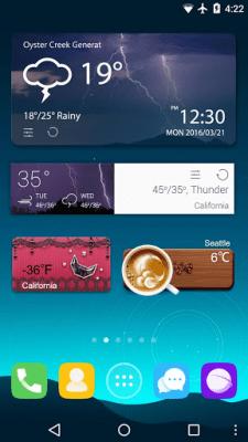 GO погода EX 6.132
