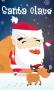 Скачать GO SMS Pro Santa Super Theme