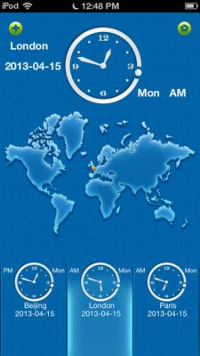 A+ World Clock Free 1.0