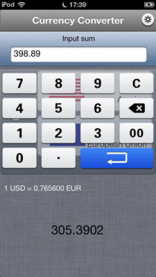 Amazing Currency Converter Free-Currency Exchange Calculator 2.0