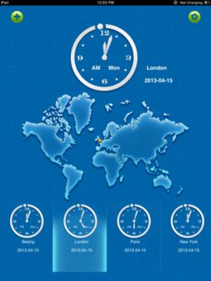 A+ World Clock 1.0