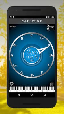 CarlTune - хроматический тюнер 3.0.10