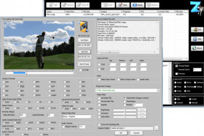 Zebra Total Video Converter 1.6