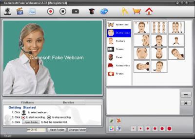 Camersoft Fake Webcam 3.1.08