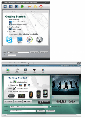 Camersoft Skype Video Recorder 3.1.08
