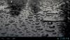 Скачать Капли воды на экране