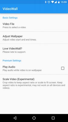 VideoWall - Video Wallpaper 1.3.9