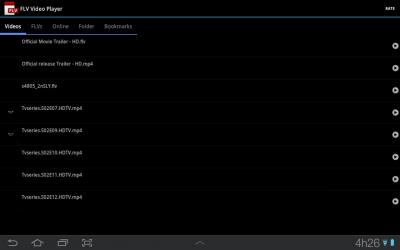 FLV Video Player 3.1.0