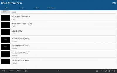 Простой MP4-плеер Видео 3.1.0