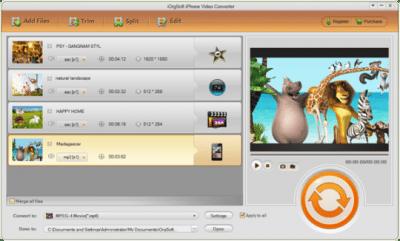 iOrgSoft iPhone Video Converter 5.2.4