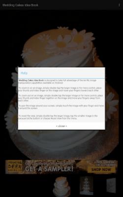 Свадебные торты Idea Book 2.8