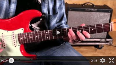 Уроки игры на гитаре 4.0