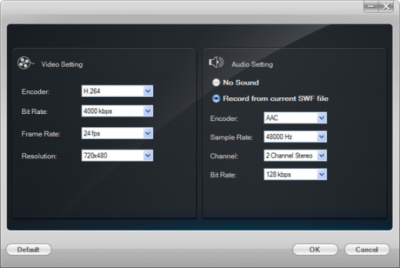 SWF Video Converter 2.0.1