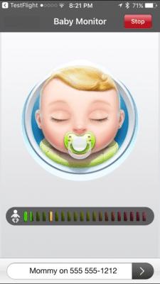 Baby Monitor 2.3