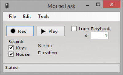 Mouse Task (eMouse) 1.4