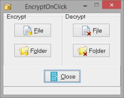 EncryptOnClick 2.0.4.0