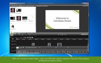 Camtasia Studio 2018.0.5